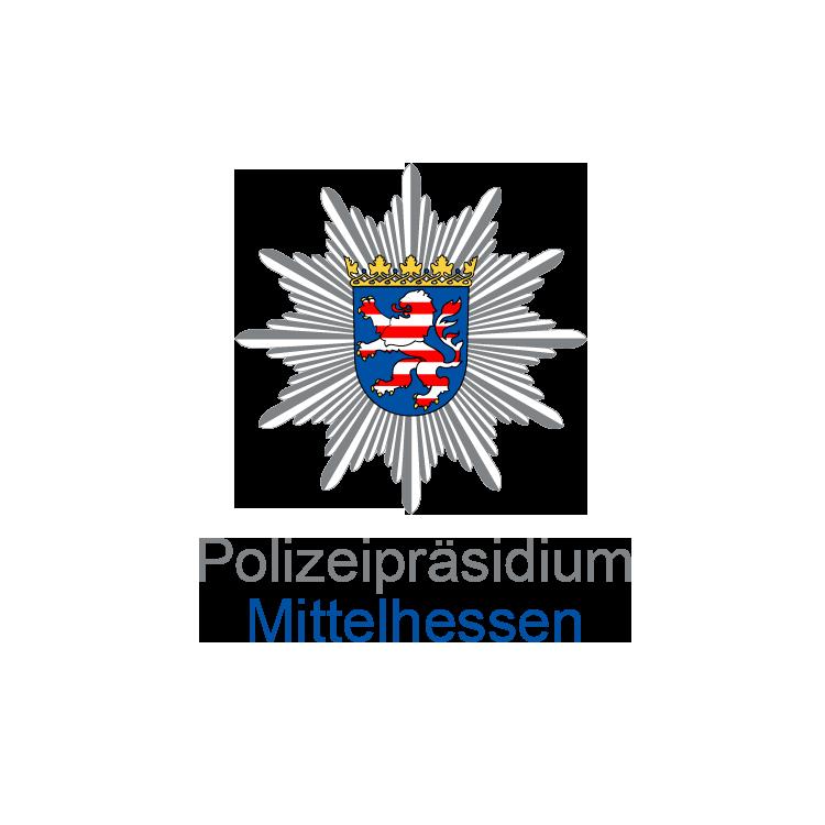 Logo des Polizeipräsidiums Mittelhessen