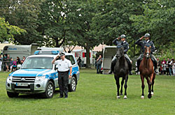 Polizeischau 2012 - Teaser