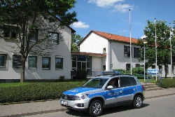 Polizeistation Wolfhagen
