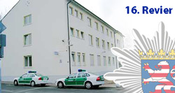 16. Polizeirevier Frankfurt am Main