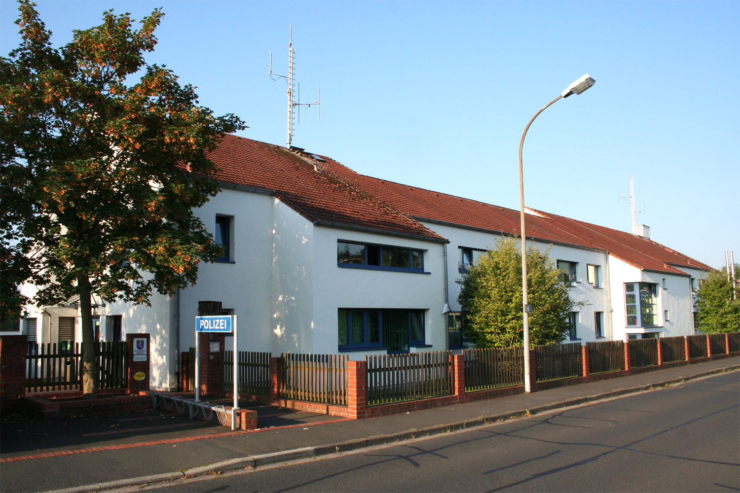 Polizeistation Homberg