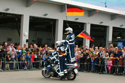 Polizeischau 2015 - Teaser