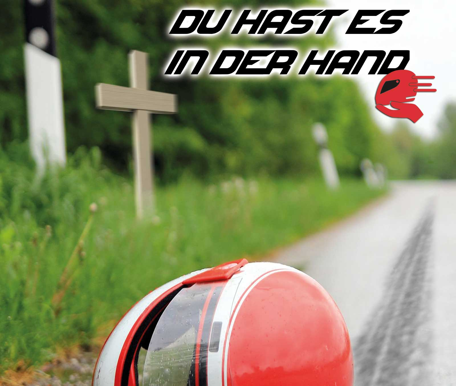 "Logo: ""Du hast es in der Hand"""