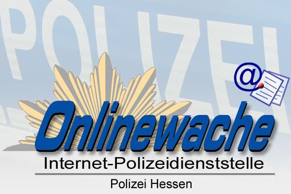 Öffnet neues Browserfenster - Onlinewache Polizei Hessen