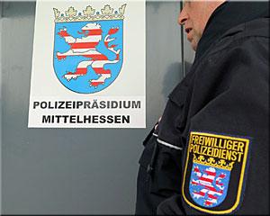 Polizei Hessen Bewerbungsphase Für Polizeihelfer Beginnt