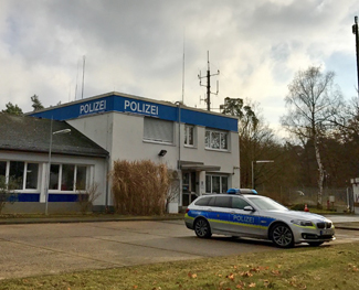 Polizeiautobahnstation Frankfurt am Main