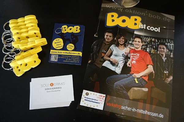 BOB Give-aways