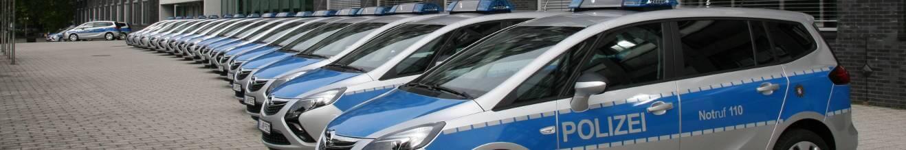 Polizei Hessen Graduierung Des Studienjahrgangs 01 16 P